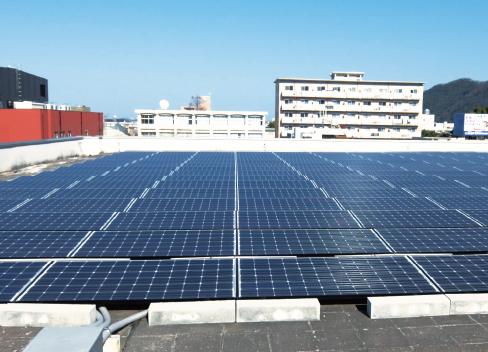 鳥取県立図書館太陽光発電所